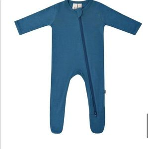 Kyte Baby One Pieces - Kyte Baby Zippered Footie in Teal